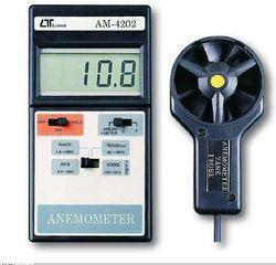 Temperature Measurement Lutron AM420 Digital Anemometer