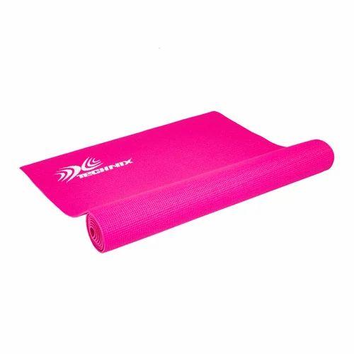 Technix Non-Slip Yoga Mat - 4 Mm At Rs 625 /unit(s)