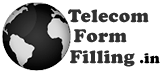 Online Telecom Form Filling Project With Bank Guarantee