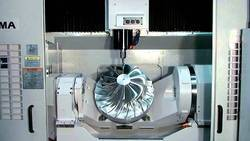 5 Axis Machining Job Work