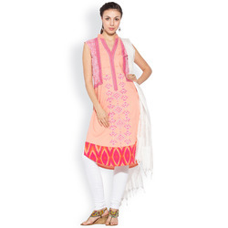 Designer Party Wear Casual Long Kurti
