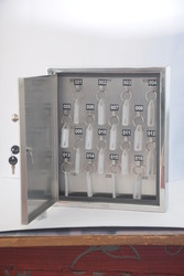 Domestic Stainless Steel Keybox