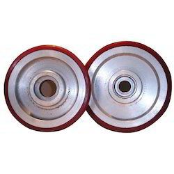Mold On Polyurethane Wheels