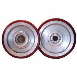 Mold On Polyurethane Wheels