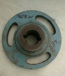 Shedding Arm Hub Plate(M.S)