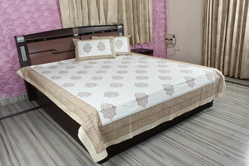 Decorative Bed Sheets   Block Print Cotton Bed Sheet Exporter From Jaipur