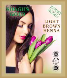 Herbal Mashhoor Light Brown Mehandi