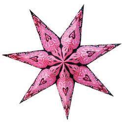 Decorative Stars & Light Dercors