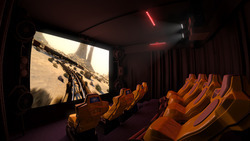 5D Theater or 5D Cinema