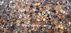Agate Stone Bathroom Wall Slab