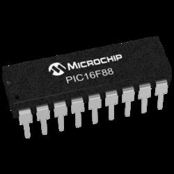 PIC16F88-I/P