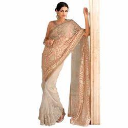 Bridal Chanderi Saree