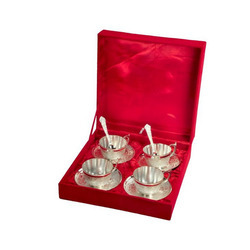 Brass Antique Cup Set