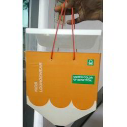 PVC Box Packaging Bags