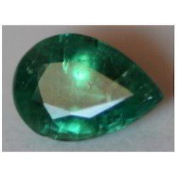 Natural Emerald Pear Shape