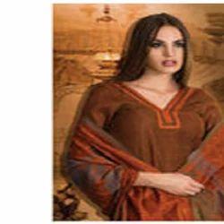 Tac Fab Khwaish Pashmina Collection Suit