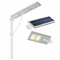 55 Watts LED Solar Street Light