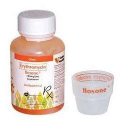 Erythromycin Estolate Oral Suspension