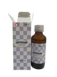 APTICAS ( Cyproheptadine hydrochloride syrup)
