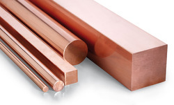 Copper Bar / Copper Earthing Bars / Copper Round Bars