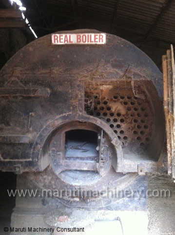 Used Steam Boilers - Wood Fired Steam Boiler Wholesale Trader from ...