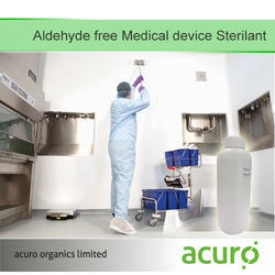 Aldehyde Free Medical Device Sterilant