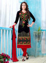 Embroidery Designer Cotton Dress Material