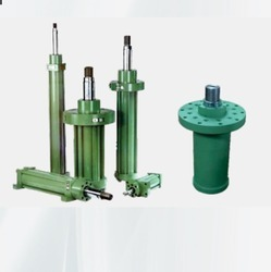 Hydraulic Cylinder (Double Ended)