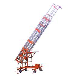 Various Degree Mobile Tower Ladder On Hire