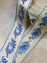 Embroidered Bridal Trims