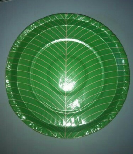 Disposable Paper Plate : light green paper plates - pezcame.com