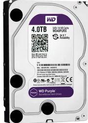 WD 4TB Purple Hard Disk(WD40PURX)