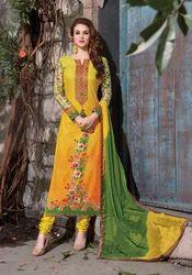 Fashionable Cotton Salwar Suit