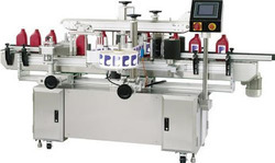 High Speed Automatic Labeling Machine