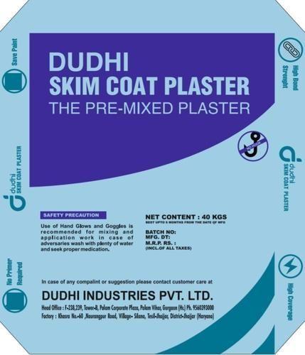 ready mixed plaster skim