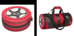 EVA Foldable Tire Shape Duffle Bags