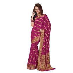 Women Bhagalpuri Saree