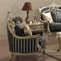 Aurora Wooden Sofa Set