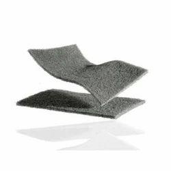 Velour- Backed Abrasive Web