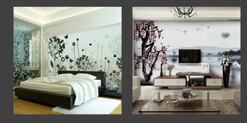 Wallpaper and Wallcovering Wallpaper Manufacturer from Mumbai
