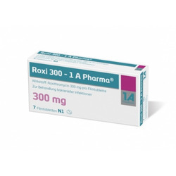 Roxithromycin 300 Mg Tablets