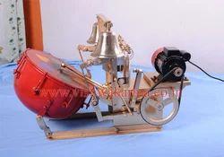 Automatic Bell Drum Machine