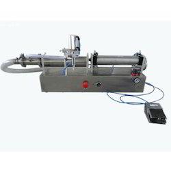 Single Head Liquid Filling Machine