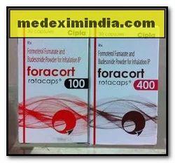 Foracort Rotacap Capsules