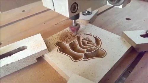 CNC Engraving Job work