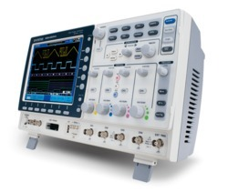 200MHz 4ch Digital Storage Oscilloscope-GDS2204A-DGS&D