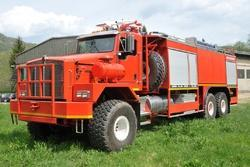 Multipurpose Fire Tenders