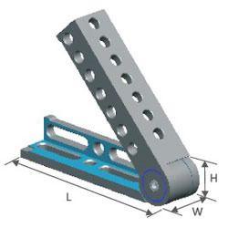 Universal Pivot and Tilt Angle