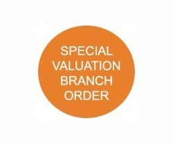 Special Valuation Branch Services