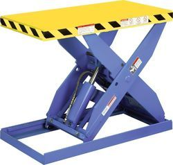 Hydraulic Lift for Warehouses